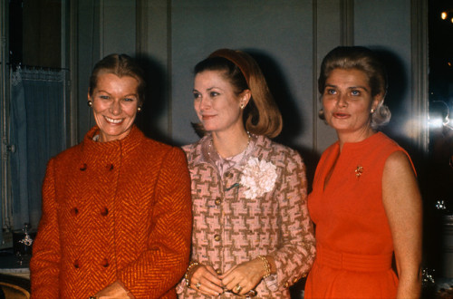 Princess Grace and Her Sisters