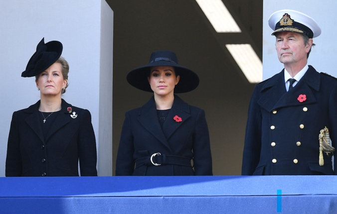 remembrance sunday meghan