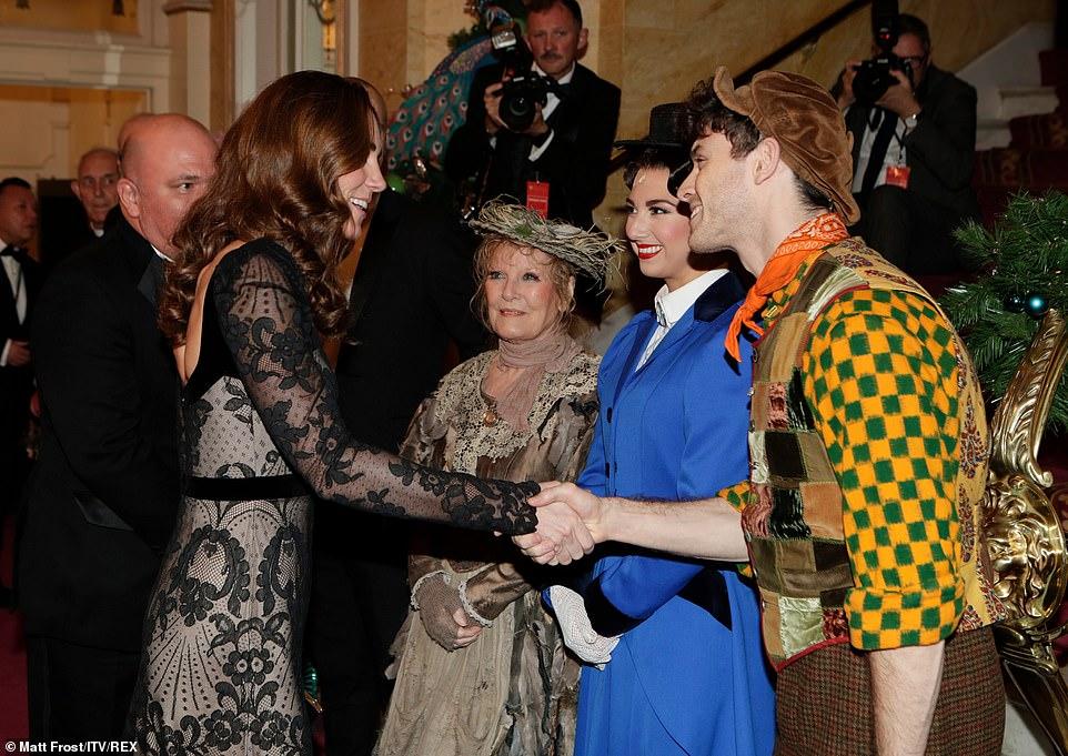 royal variety performance 2019 mary poppins 2