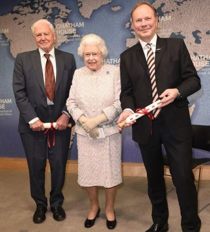 the queen chatham house prize