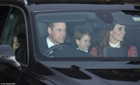 christmas 19 cambridges car