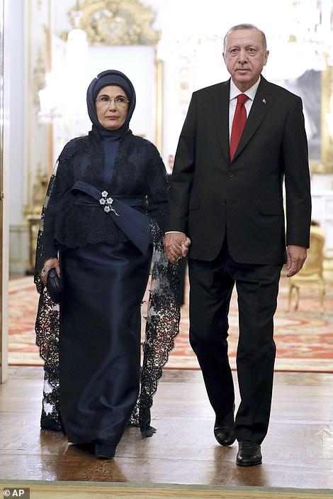 nato summit 19 erdogan