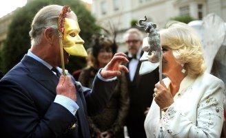 charles camilla mask