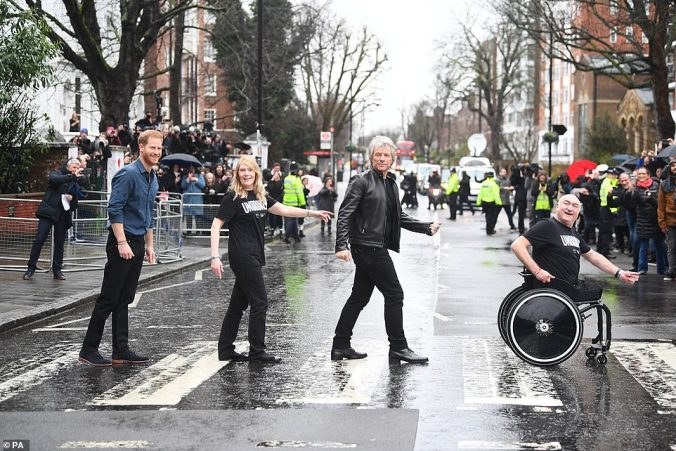 harry abbey road
