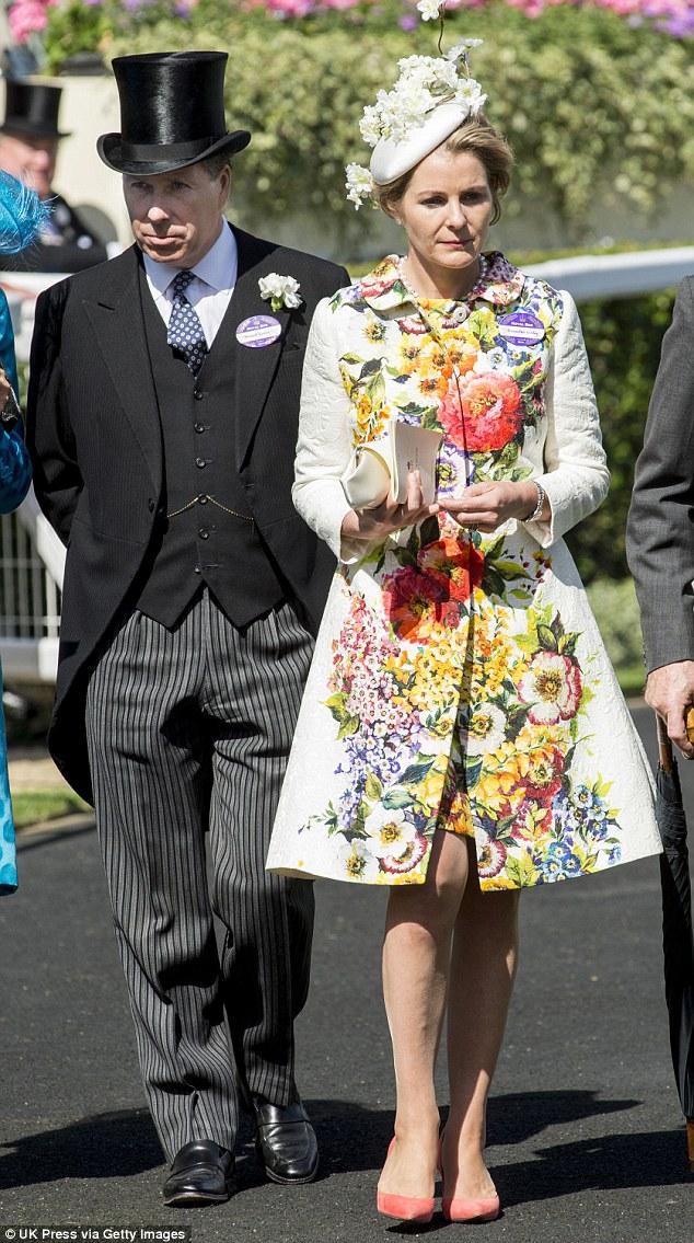 lord & lady snowdon