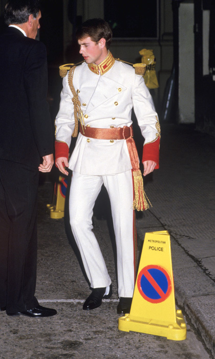 prince edward fancy dress