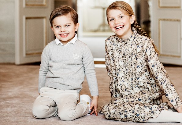princess estelle & oscar