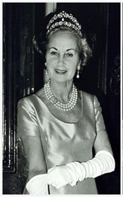 princess lilian laurel tiara