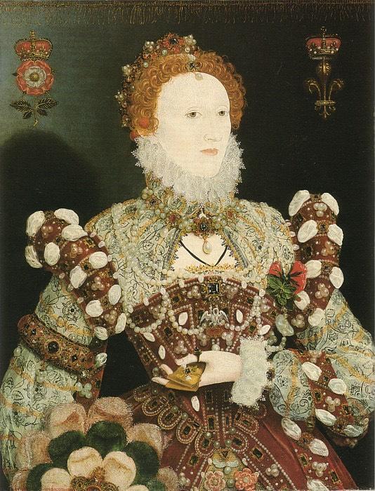 1575 elizabeth pelican portrait