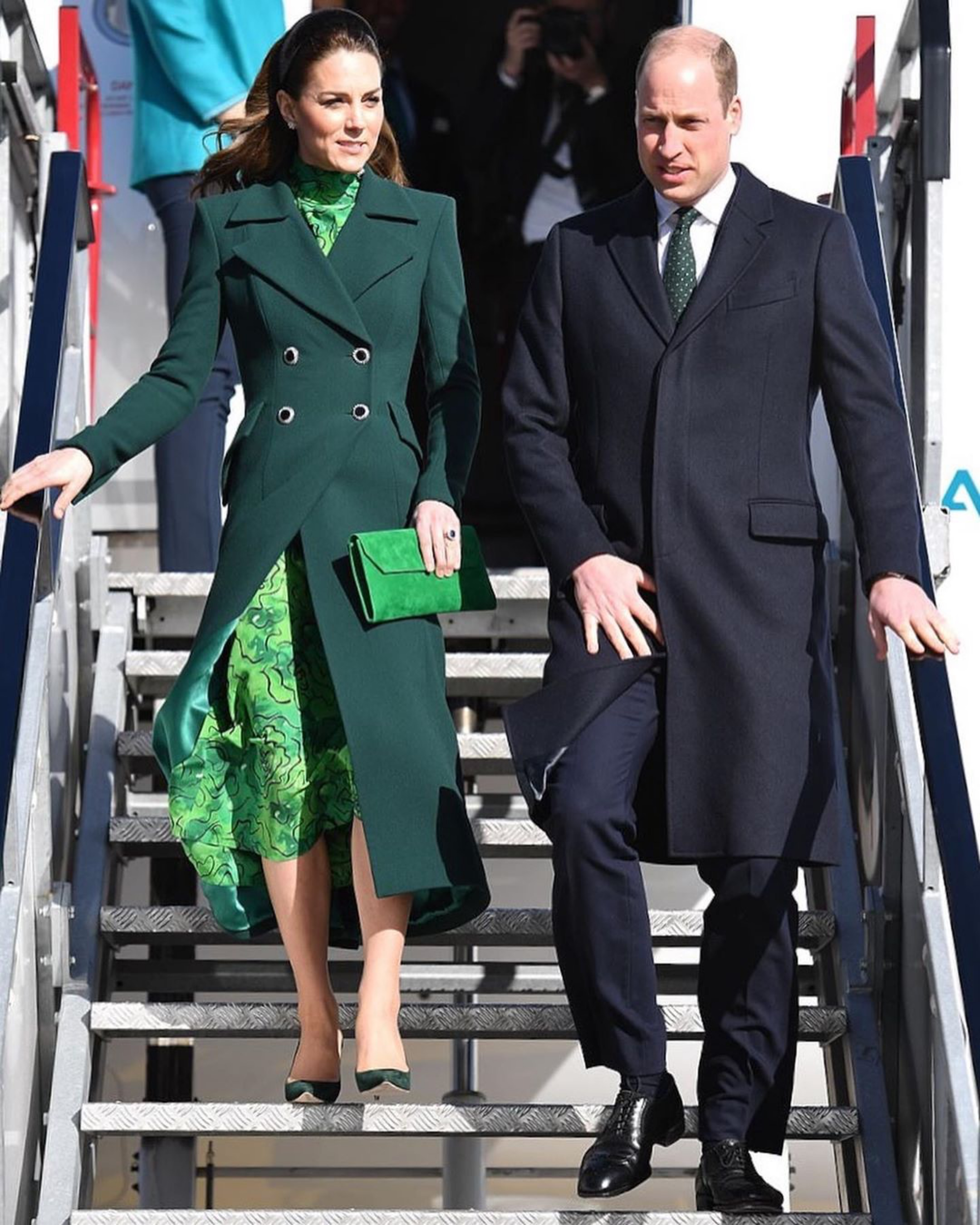 cambridges in eire