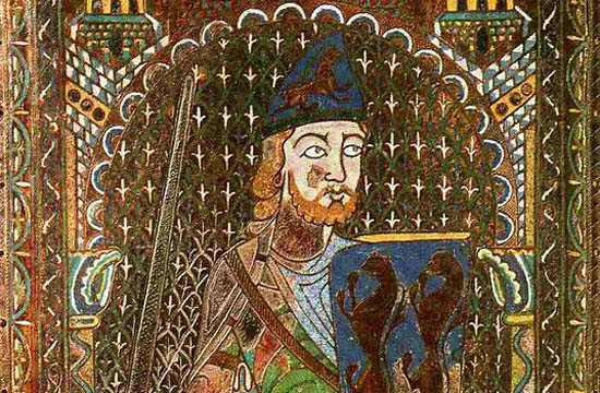 Geoffroy V Plantagenet