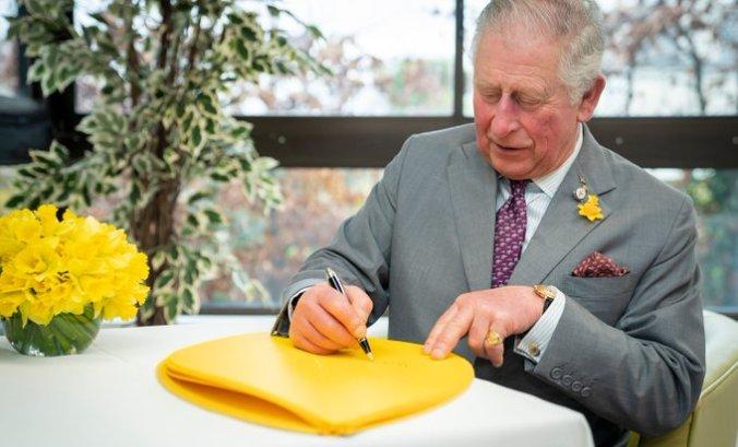 prince charles daffodil
