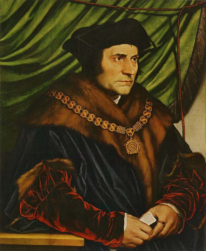 thomas more holbein