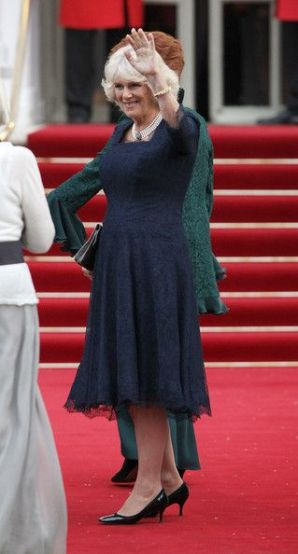 cambridges wedding camilla