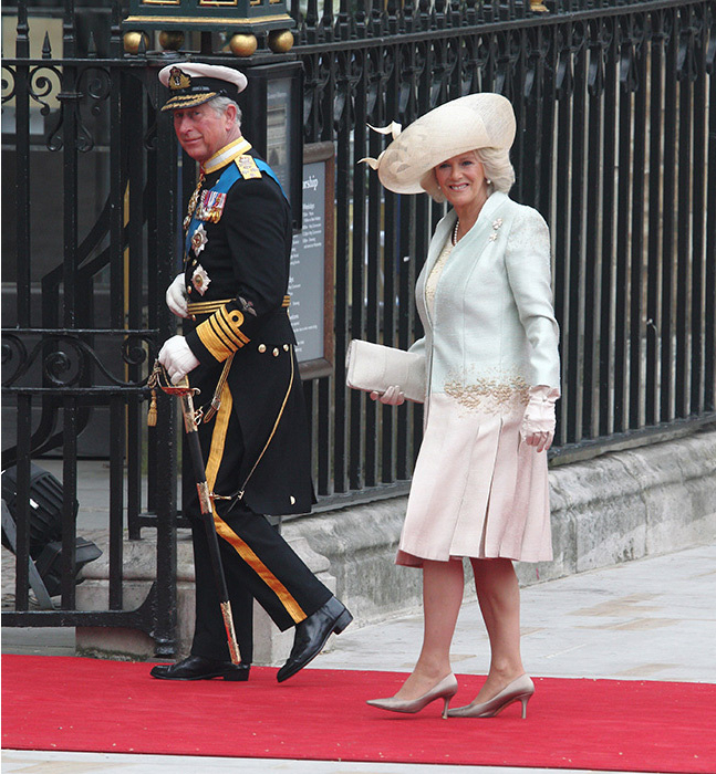 2011 royal wedding camilla