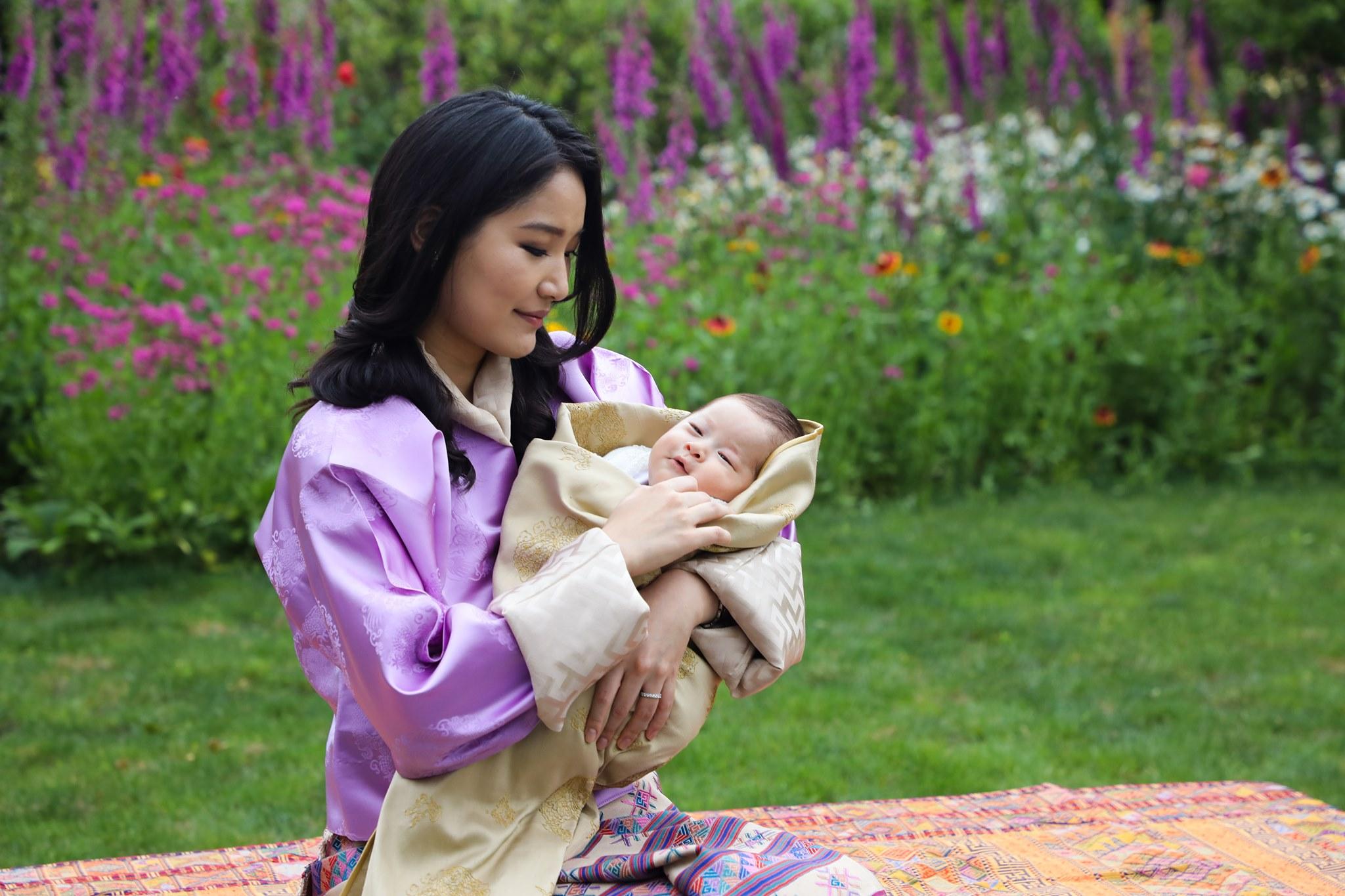 bhutan royal family 2