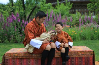 bhutan royal family 3