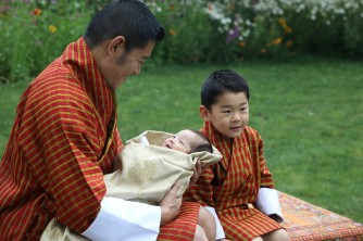 bhutan royal family 4