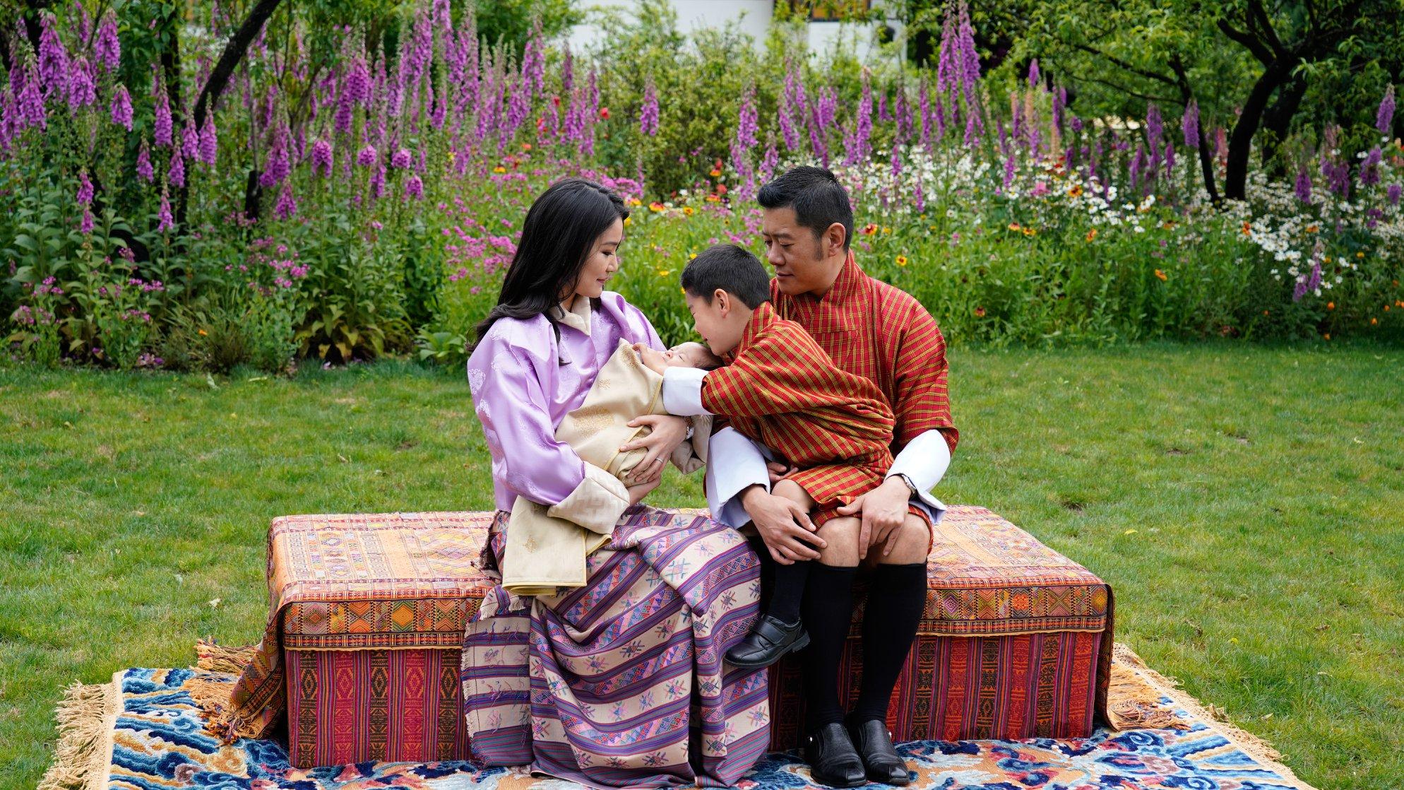 bhutan royal family 5