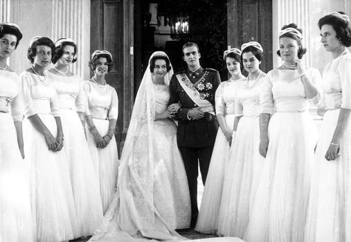 boda reina sofia