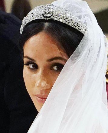 meghan tiara