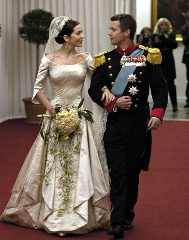 princess mary wedding