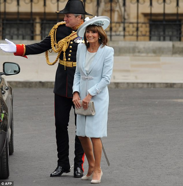 2011 royal wedding carole