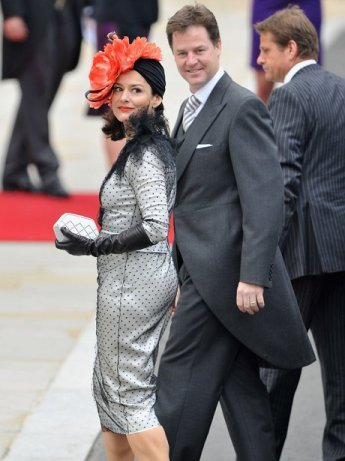2011 royal wedding clegg