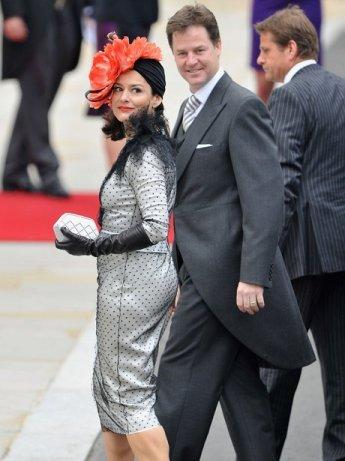 2011 royal wedding clegg