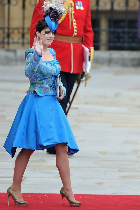 2011 royal wedding eugenie
