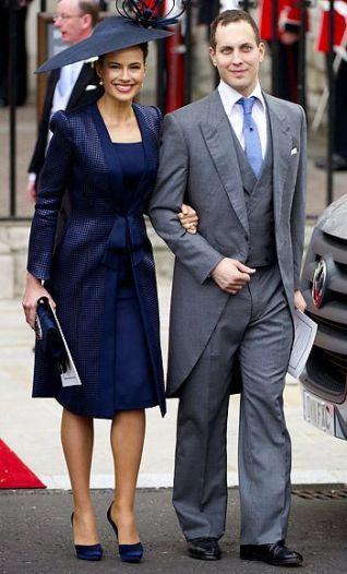 2011 royal wedding lady frederick