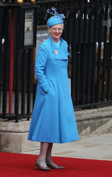 2011 royal wedding margrethe