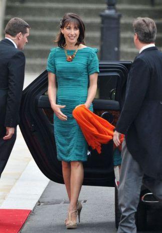2011 royal wedding sam cam
