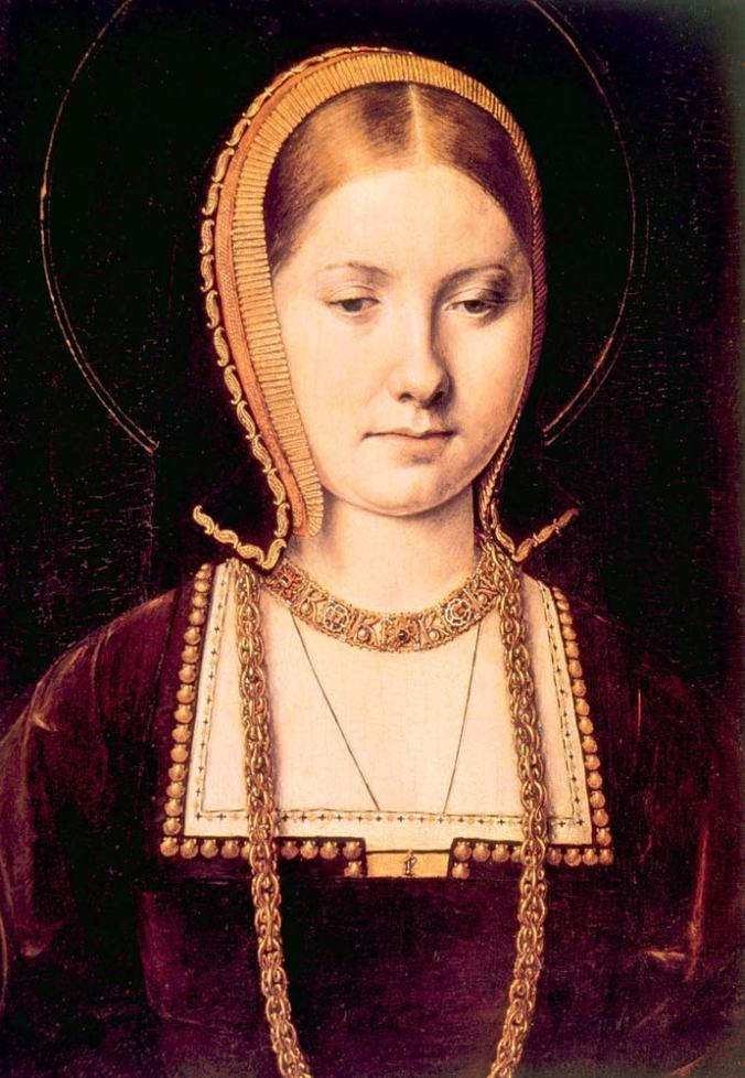 Catherine of Aragon young