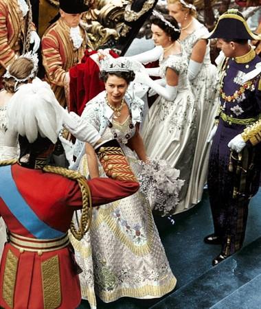 queen elizabeth coronation 2