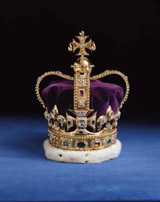 st edward crown