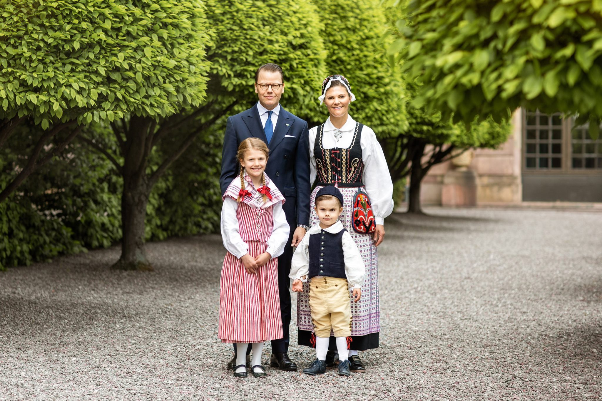 victoria sverige and family