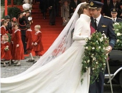belgium royal wedding 1