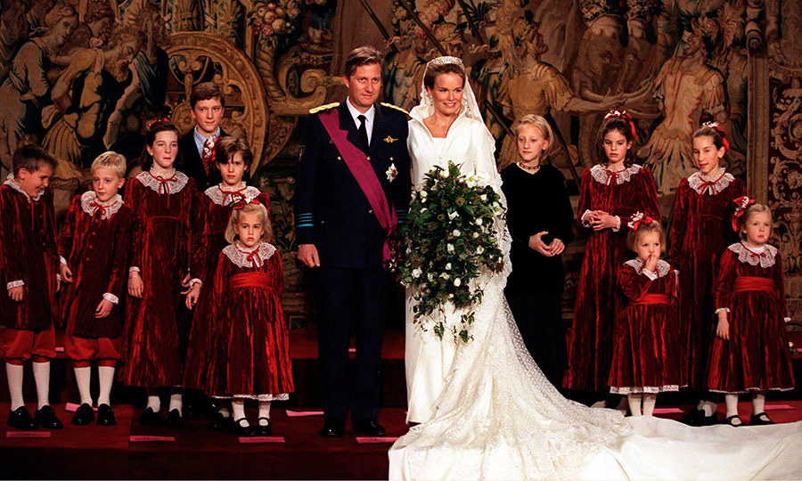 belgium royal wedding
